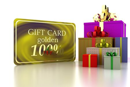 marvel: 3D gift gold card 100 percent discount and boxs
