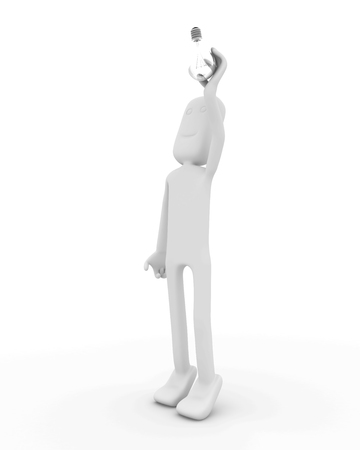 3d The person introduces ideas during a life.
