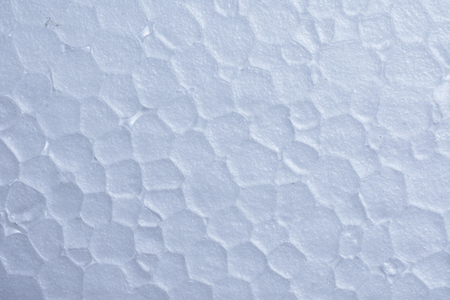 styrene: Close-up texture foam board for background Stock Photo