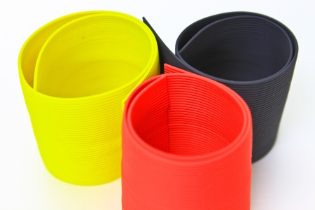 silicone: Silicone rubber colorful