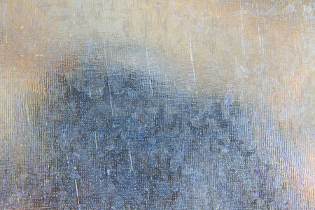 Abstract texture and background of galvanized iron