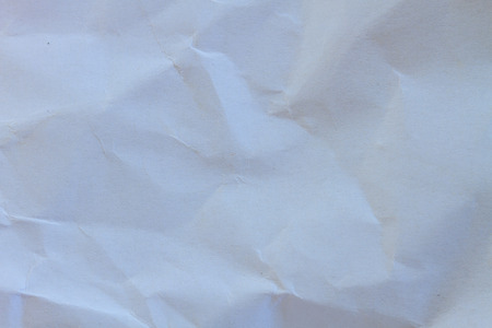 Paper texture. White paper sheet close up photo