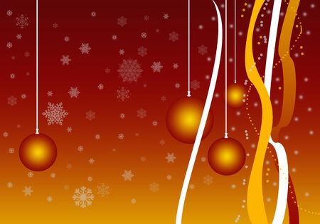 Christmas and new year background photo