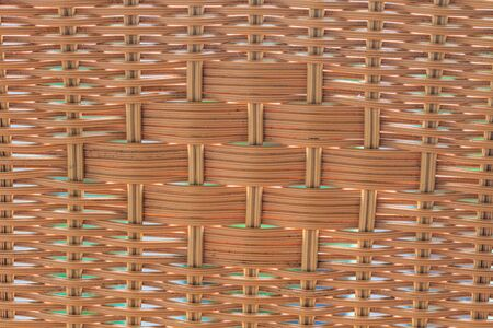 webbed: Backgrounds basketwork and handicraft of Thailand made it from bamboo and rattan
