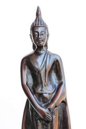 divinity: Buddha, isolated  white background