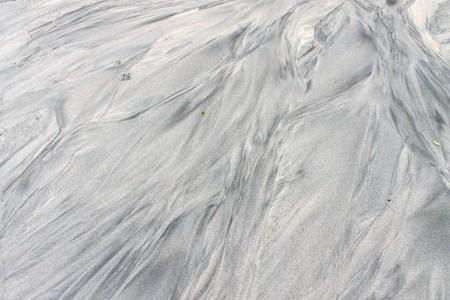 coastal feature: Texture - A Sandy Beach in Huahin Thailand