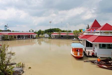 march� flottant: Hua Hin march� flottant, Prachuap Khiri Khan