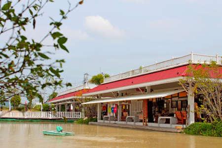 khan: Hua Hin Floating Market, Prachuap Khiri Khan