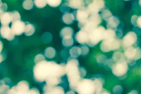 Natural green abstract background