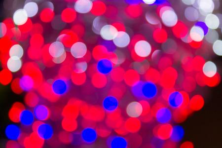 de focus: De Focus of Neon light Blurred background