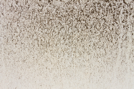 corrode: Clay Stains on yellow concrete texture background