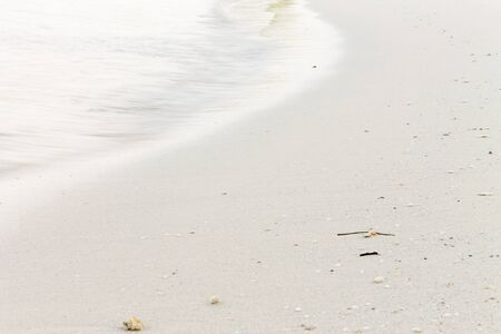 kood: Beautiful  beach with wave at kood island,Thailand