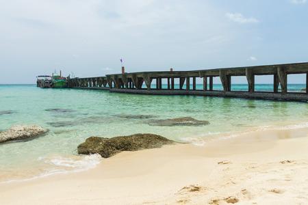 kojen: Liegepl�tze Taphao Strand auf Koh Kood (Kood ??Insel), Trat Thailand Lizenzfreie Bilder