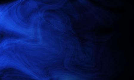 Dark blue Smoke background