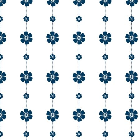 Japanese style seamless pattern, Abstract pattern background