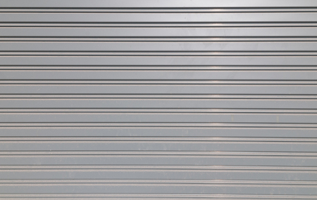 ribbed: Grooved metal texture