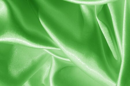 Green Cloth Background  photo