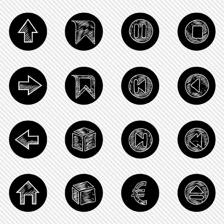 Collection ICON Set  Vector