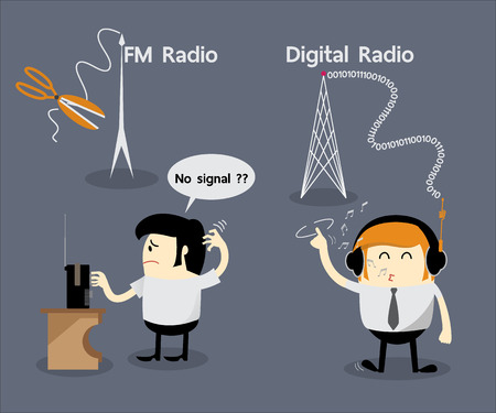 no signal: FM radio no signal Digital radio Cancel FM radio frequency Get Rid Of FM Radio Digital Audio BroadcastingDAB