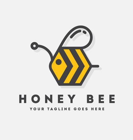 honey bees: Honey bee icon
