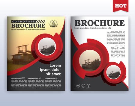 suitable: Multipurpose modern corporate business flyer layout design. Suitable for flyer, brochure, book cover and annual report. 8.5x11 inches document layout template background with bleeds.