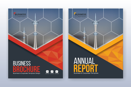 Modern business cover and flyer template. Multipurpose flyer background. 8.5 x 11 inches print media.