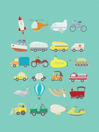 Set of Transportations