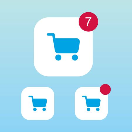 notification: Shopping Cart Icon With Notification