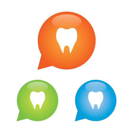 heath: Tooth or Dental Marker Icon