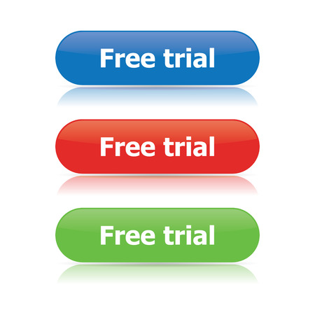 free trial: Free Trial Buttons