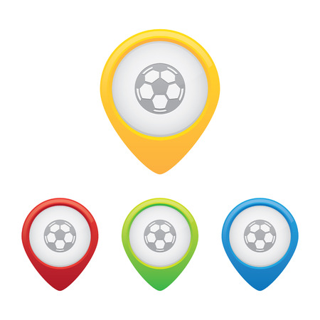 Soccer or Football Pins