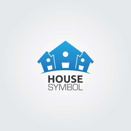 House Property Vector Symbol