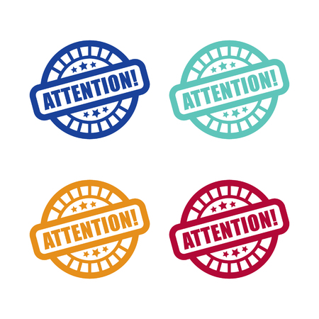 Set of Attention Labels