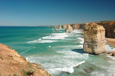 十二使徒、オーストラリア