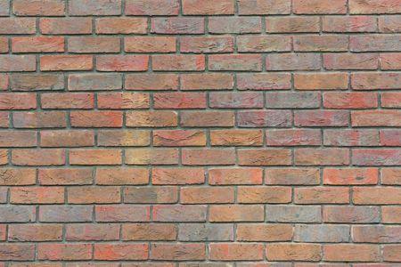 レンガ壁のパターン
