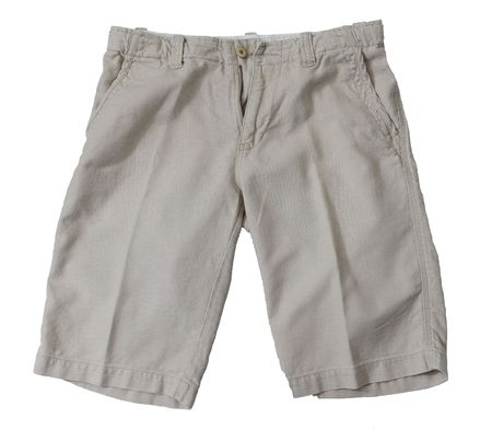Brown Shorts Stock Photo