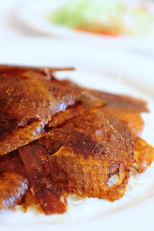 peking: Peking Roasted Duck
