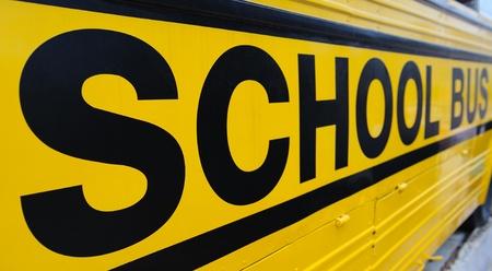 School Bus Sign photo