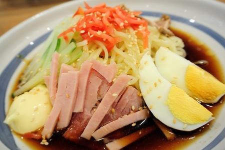 Japanese Cold Noodle Salad photo