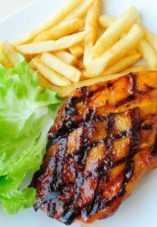 Chicken Breast Steak photo