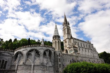 Sanctuary of Lourdes, France