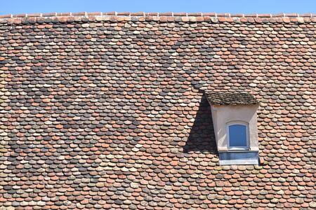 Window on roof
