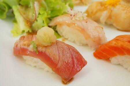 Sushi, Japanese Food