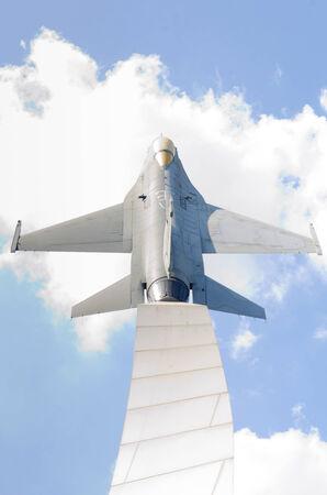 airpower: Air Force warplane monumento, Problic monumento in Tailandia