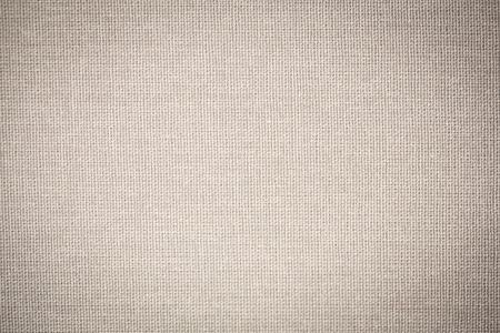質地: 麻布紋理背景