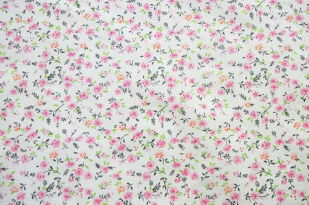 Small Flower Fabric photo