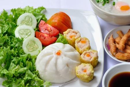 dumpling: Chinese Food
