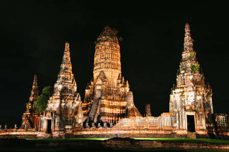 Historical Temple in Thailand photo