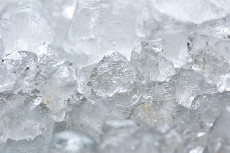 melting ice: Hielo en escamas