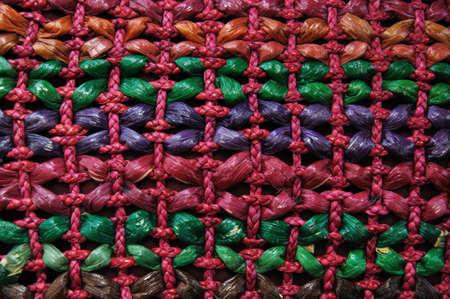 Weaving background photo